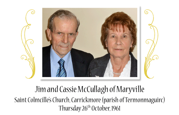 Jim and Cassie McCullagh