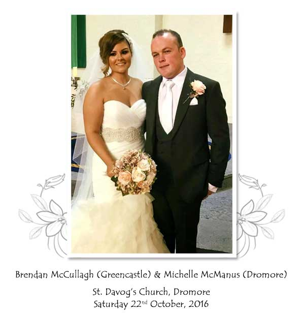 Brendan and Michelle McCullagh