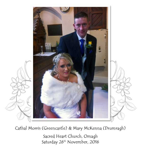 Cathal and Mary Morris