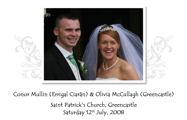 Conor and Olivia Mullin