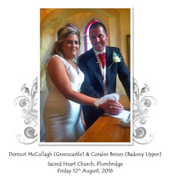 Dermot and Coralee McCullagh