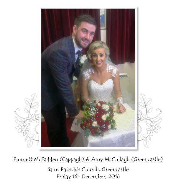 Emmett and Amy McFadden