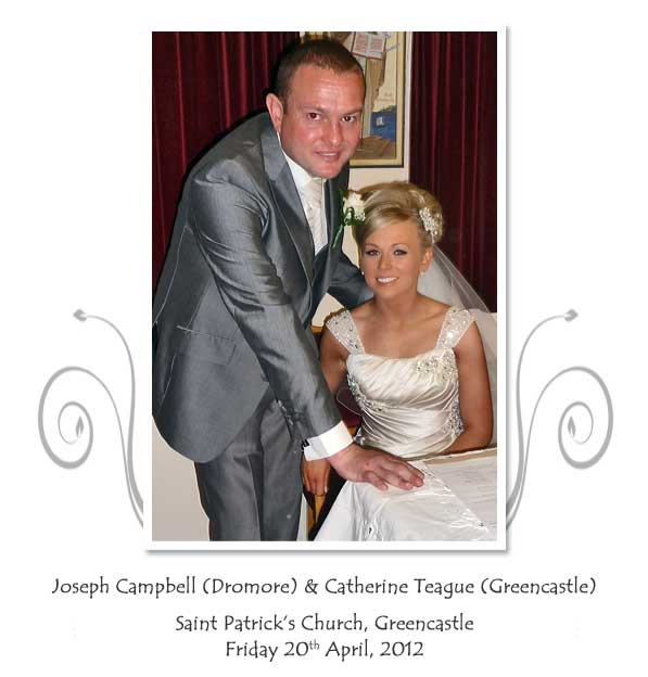 Joseph and Catherine Campbell