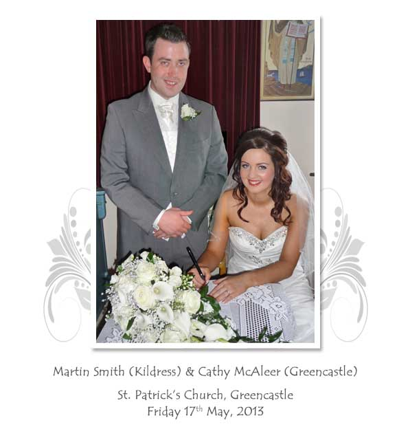 Martin and Cathy Smith