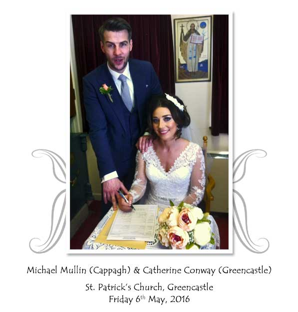 Michael and Catherine Mullin