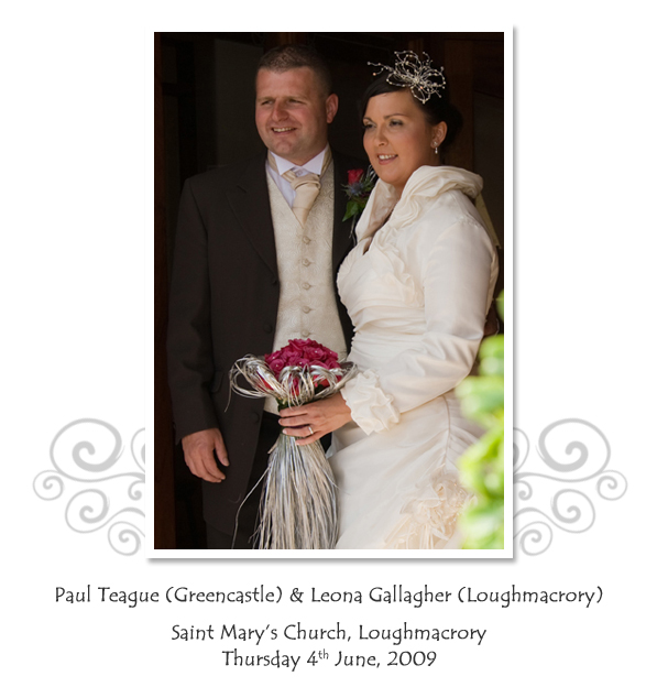 Paul and Leona Teague
