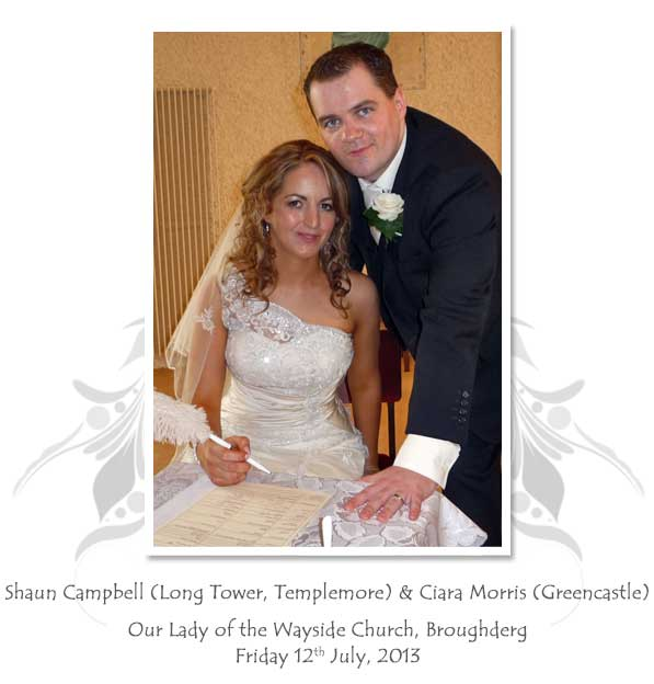 Shaun and Ciara Campbell