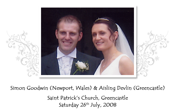 Simon and Aisling Goodwin