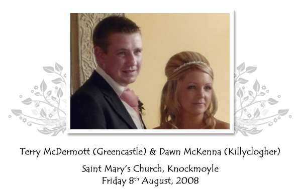 Terry and Dawn McDermott